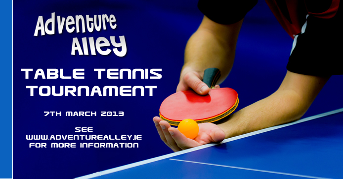 table tennis wexford